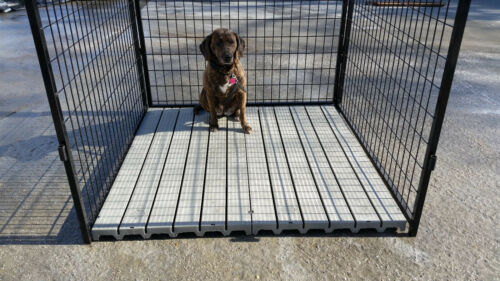 kennel flooring ideas