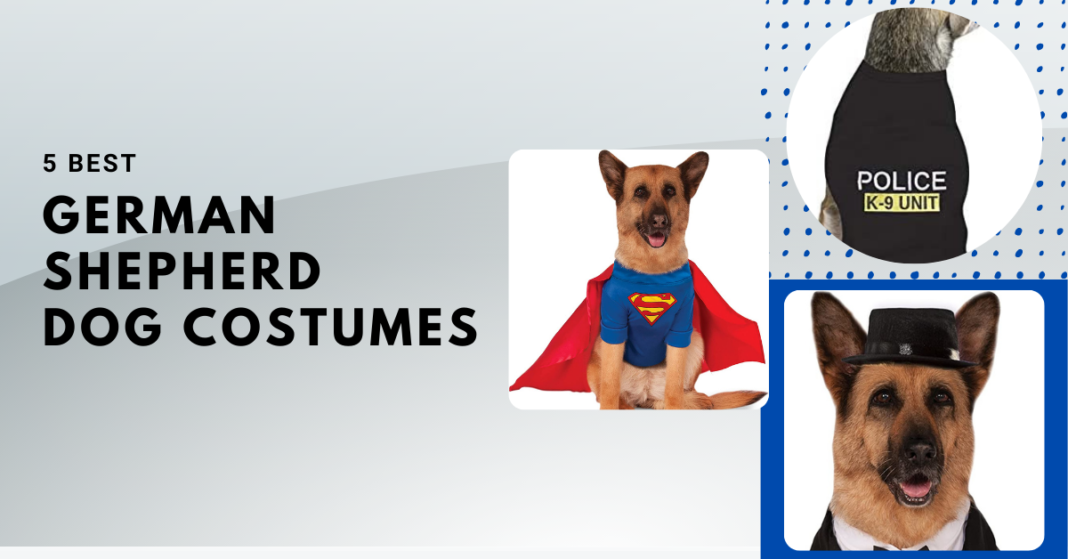 German Shepherd Dog Costumes